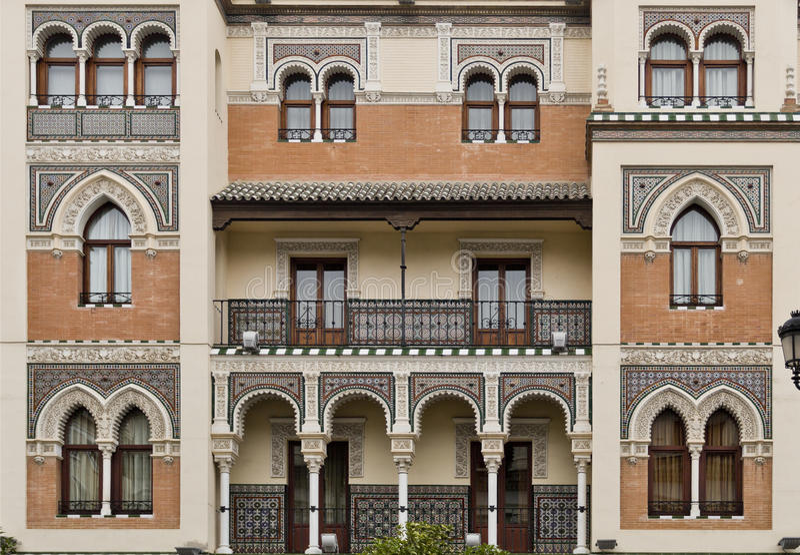 Seville Classic Architecture stock photos