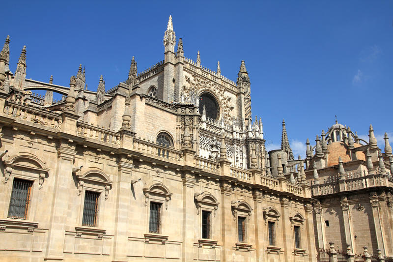 Seville, Spain royalty free stock image