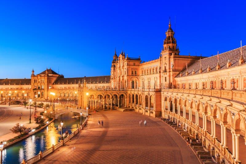 seville Spain zdjęcia royalty free