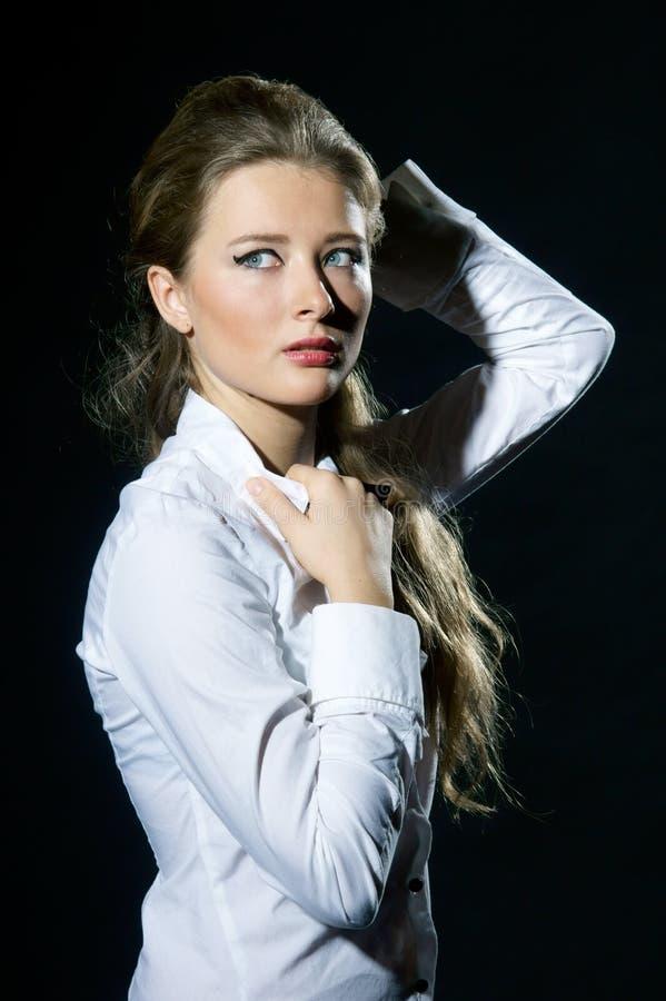 sevsual женщина стоковое изображение rf