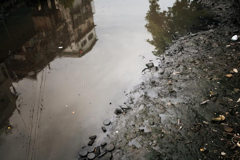 sewage imagen de archivo
