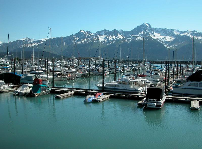 Seward, Alaska images stock