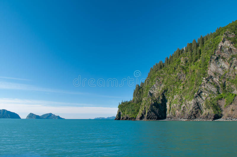 Download Seward bay stock photo. Image of clear, mountains, summer - 35257250