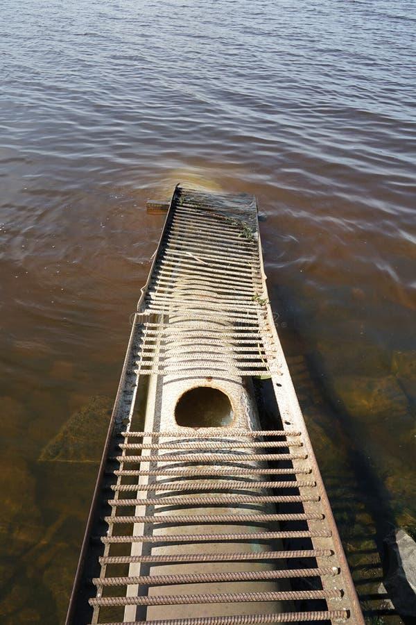 sewer zdjęcie royalty free