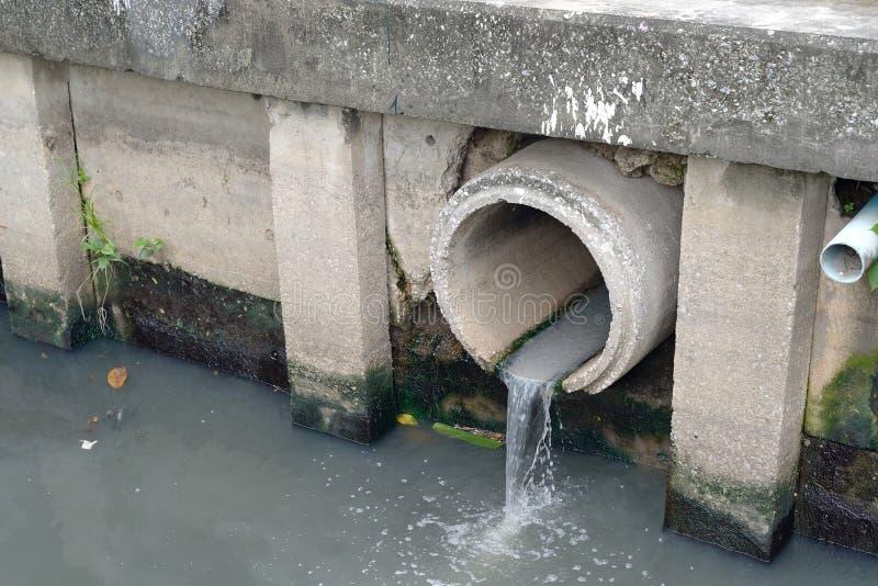 sewer zdjęcie stock