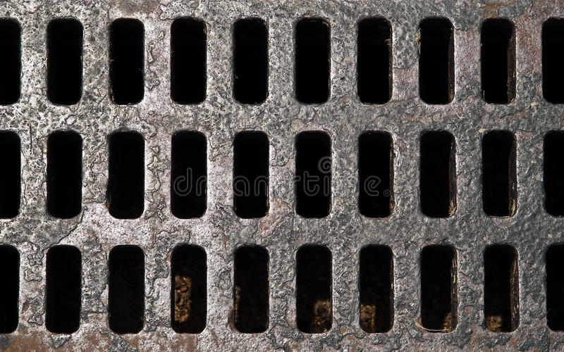 Sewer Drain stock images
