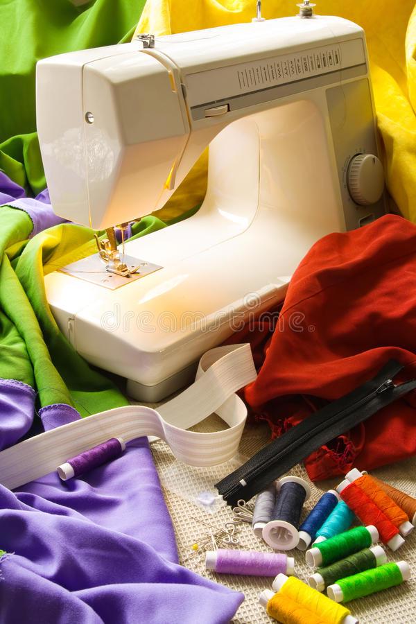 Free Sewing Royalty Free Stock Photo - 12950605
