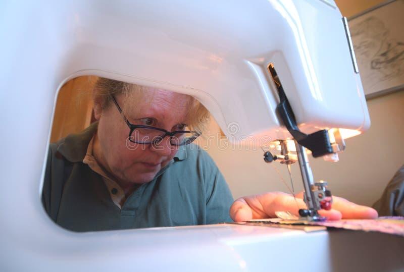 sewing foto de stock royalty free