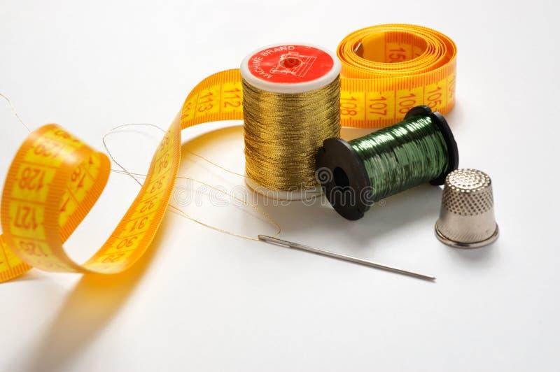 Sewing fotografia de stock royalty free