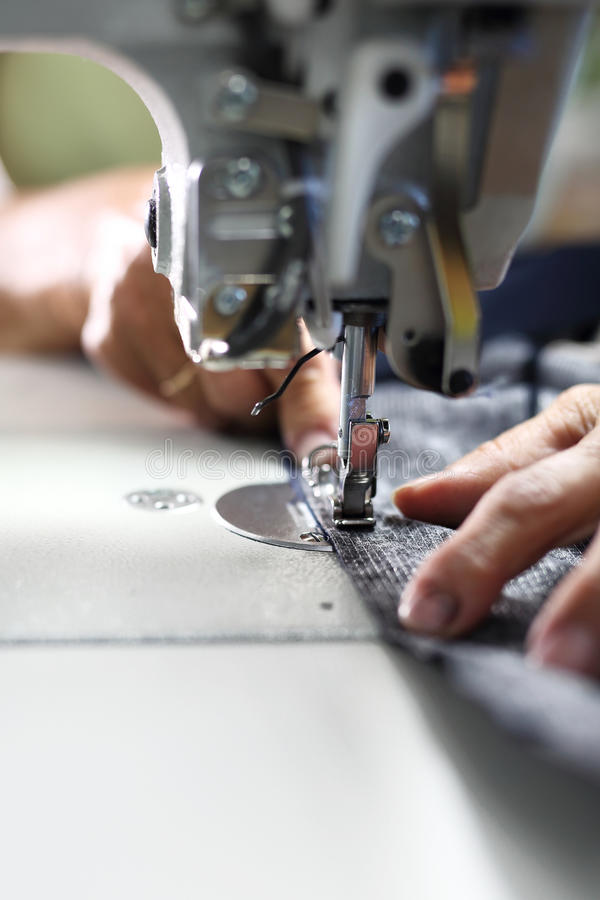 sewing imagens de stock