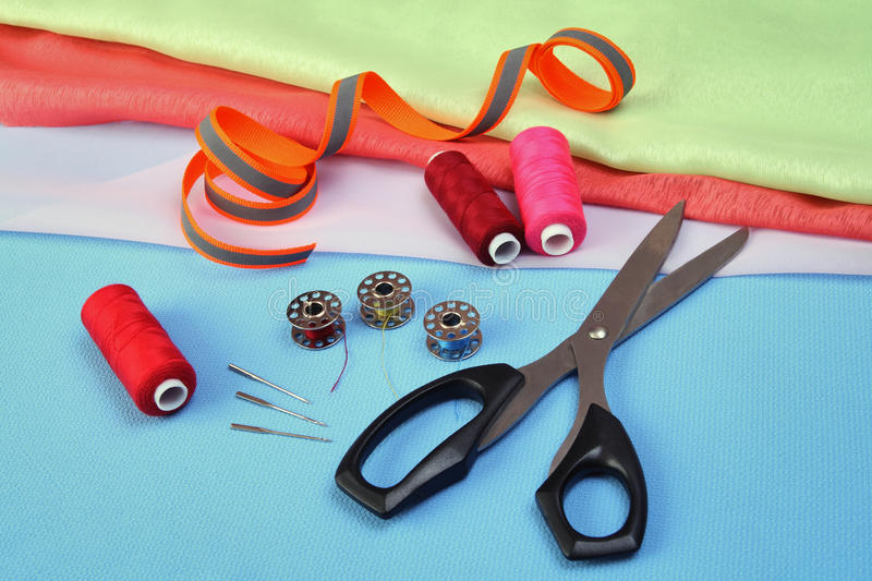 Download Sewing Accessories Stock Images - Image: 15019144