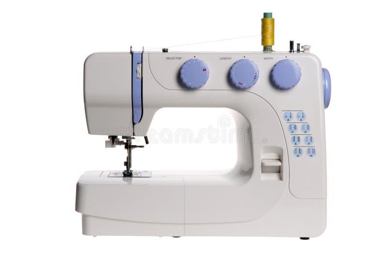 Sewing-máquina isolada fotos de stock royalty free
