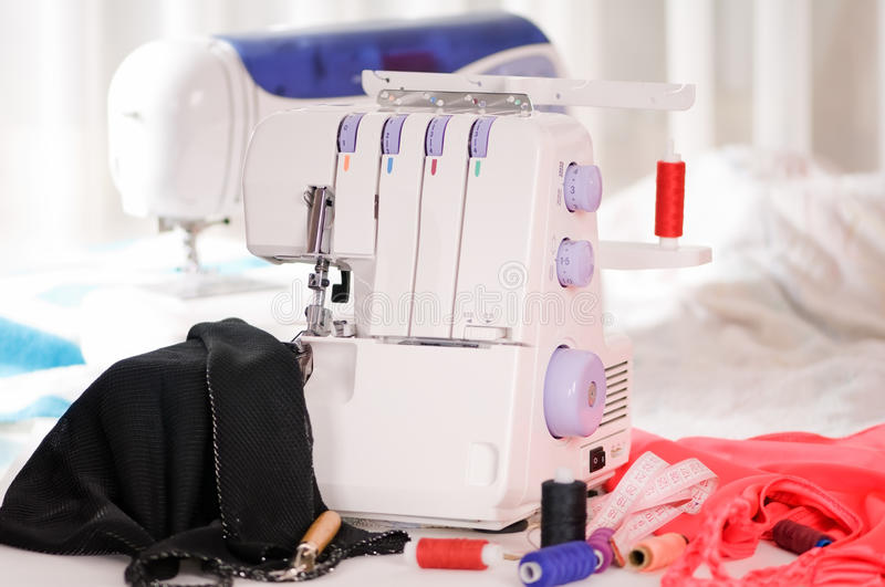 Download Sewing machine stock photo. Image of embroidery, tailoring - 22685774