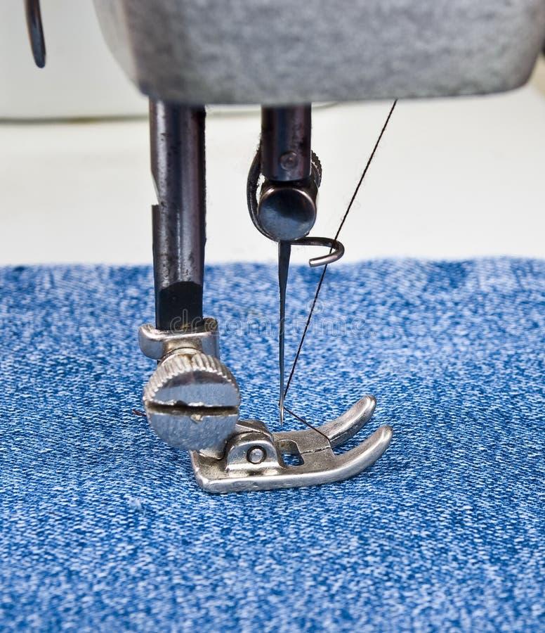 Free Sewing Machine Detail Stock Image - 13181611