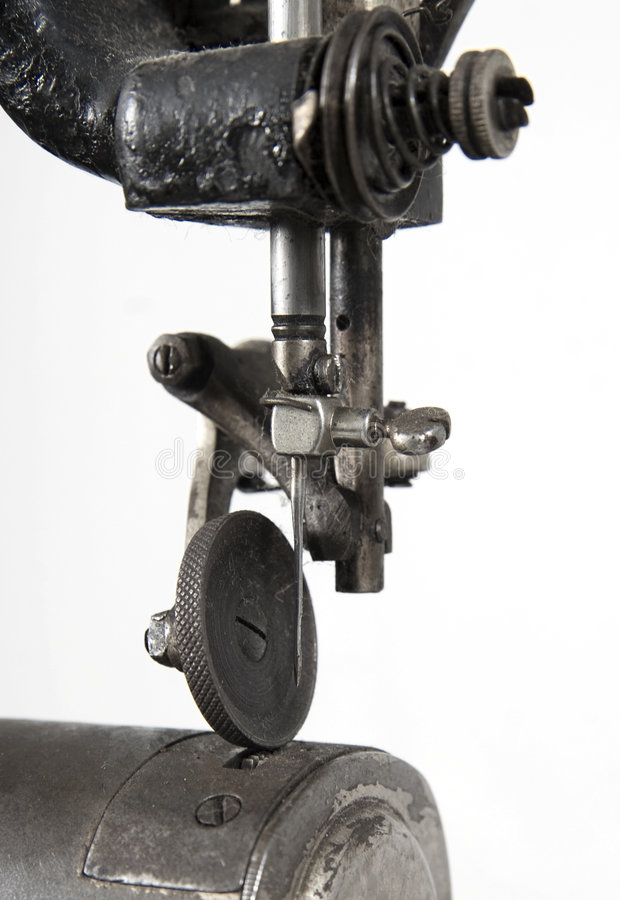 Download Sewing Machine Needle stock image. Image of detailed, technology - 8298539