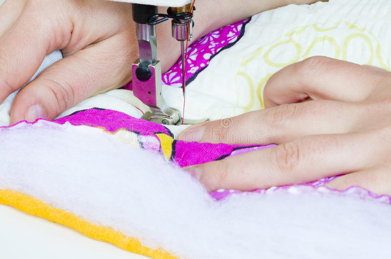 Download Sewing Machine stock image. Image of garment, equipment - 30345261
