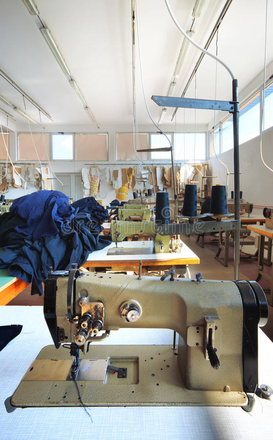 Sewing service royalty free stock photos