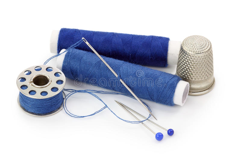 Download Sewing stuff stock image. Image of sewing, haberdashery - 13396689