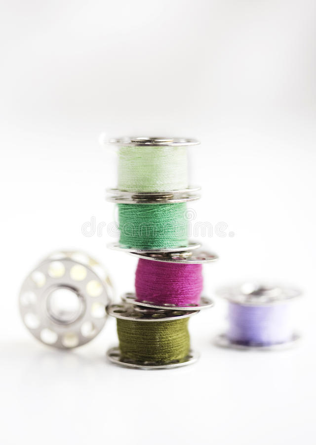 Download Sewing thread stock image. Image of colours, clothes - 23810099