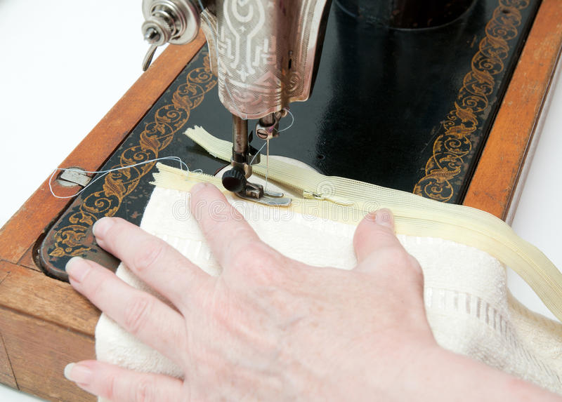 Download Sewing stock image. Image of making, textile, machine - 31938015