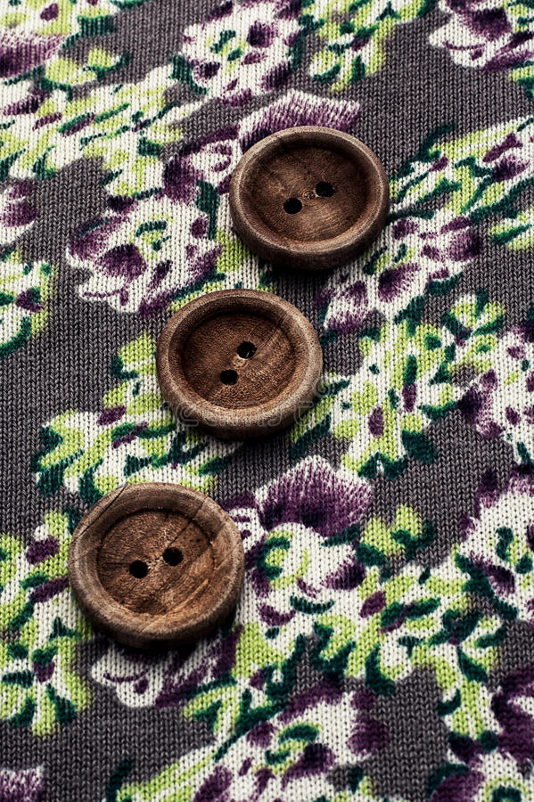 Sewing tool. Buttons and zipper on the background of sewing tool royalty free stock images