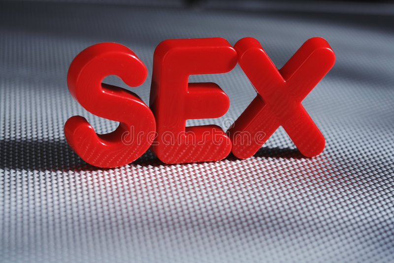 Download Sex stock image. Image of sexuality, nobody, lettering - 6658579