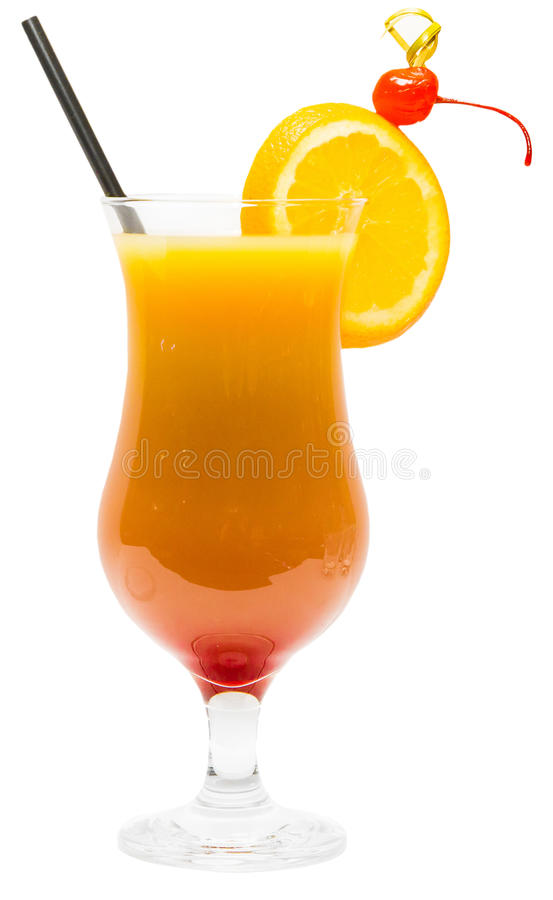 Sex On The Beach Drink stock images