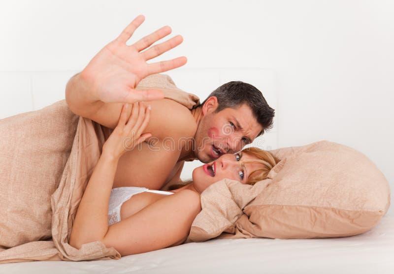 Sex Couple Stock Photography