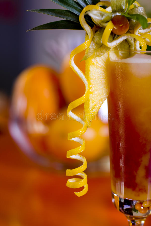 Free Sex On The Beach Drink Royalty Free Stock Photography - 16970057