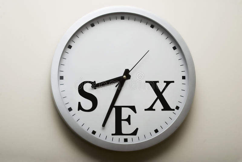 Sex Time royalty free stock photo