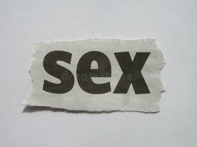 Sexe photo stock