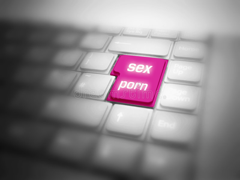 sexe de pornographie de bouton