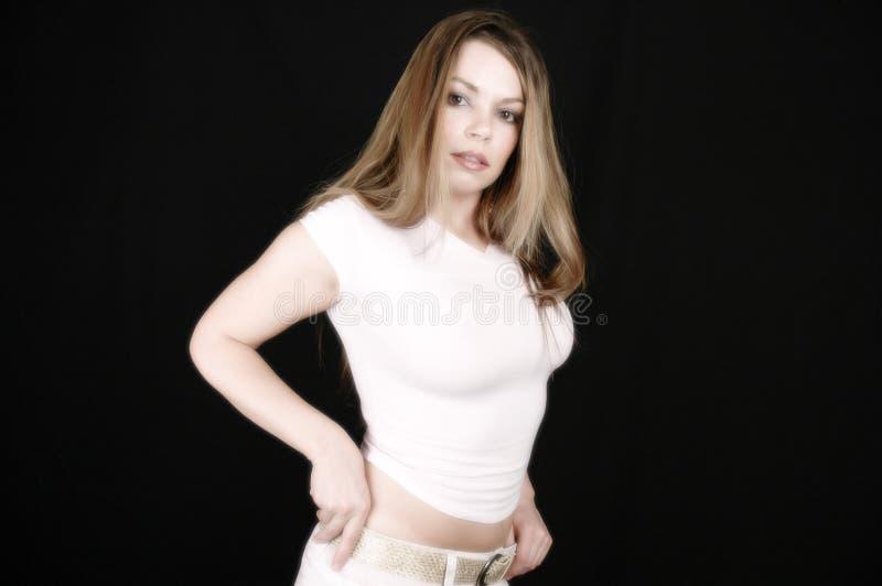 Sexig Kvinna 7 Fotografering för Bildbyråer