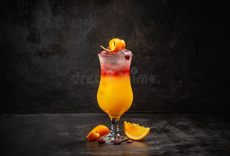 Sexo no cocktail da praia imagens de stock royalty free