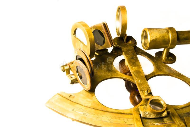 sextant arkivfoto