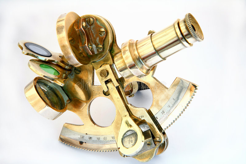 Sextant stock photos
