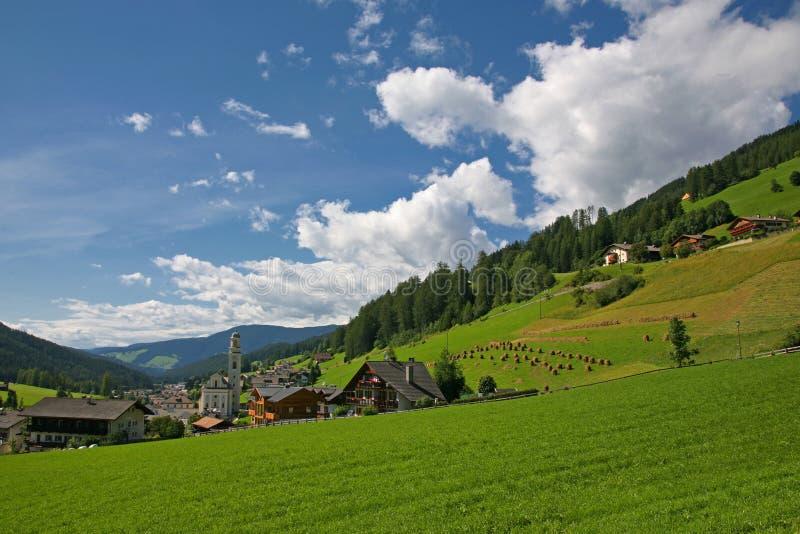 Sexten- Val Pusteria - Dolomiet Italië royalty-vrije stock fotografie