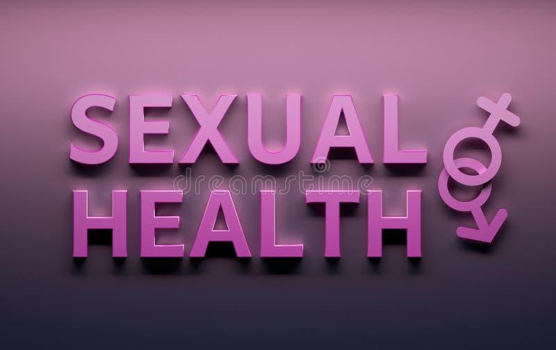 Sexuella v?rd- ord med manligt k?nsbest?mmer genustecken p? rosa bakgrund vektor illustrationer