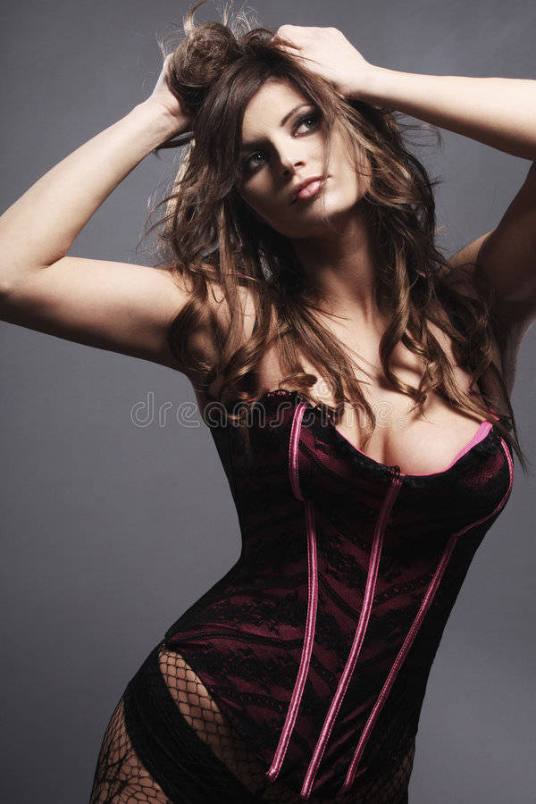 Download Sexy. fotografia stock. Immagine di orli, corridore, ragazza - 7305576