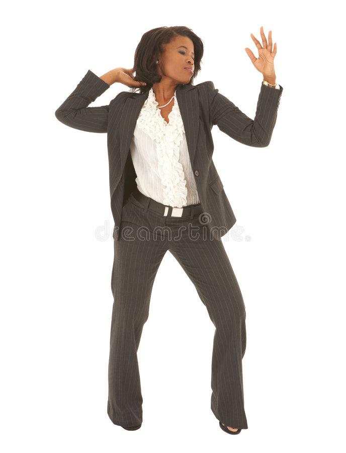 african businesswoman stock photography