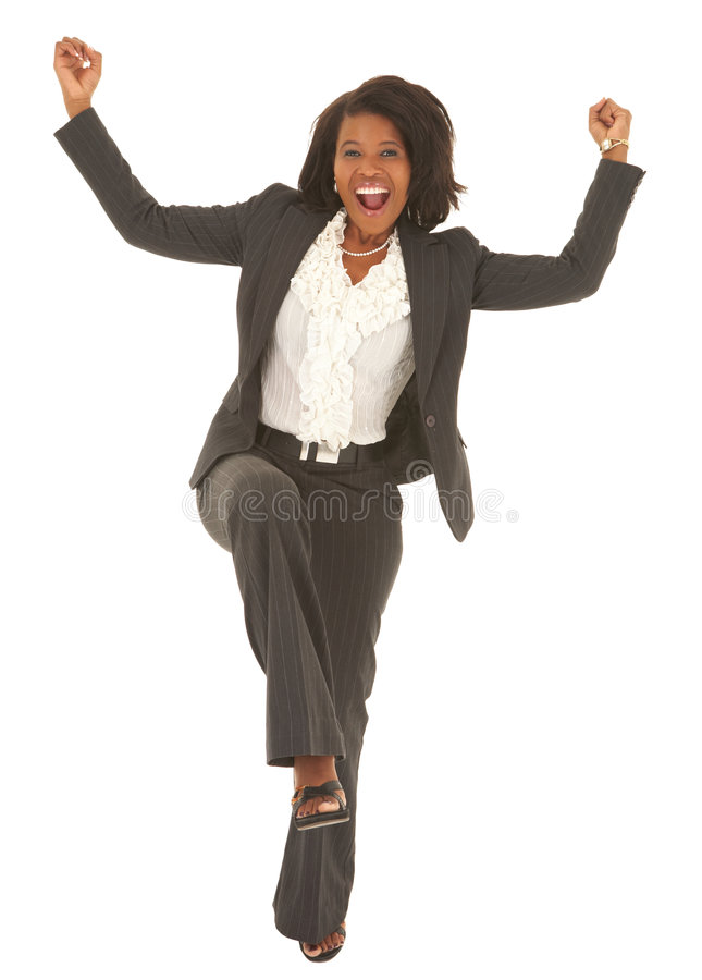 african businesswoman royalty free stock photos