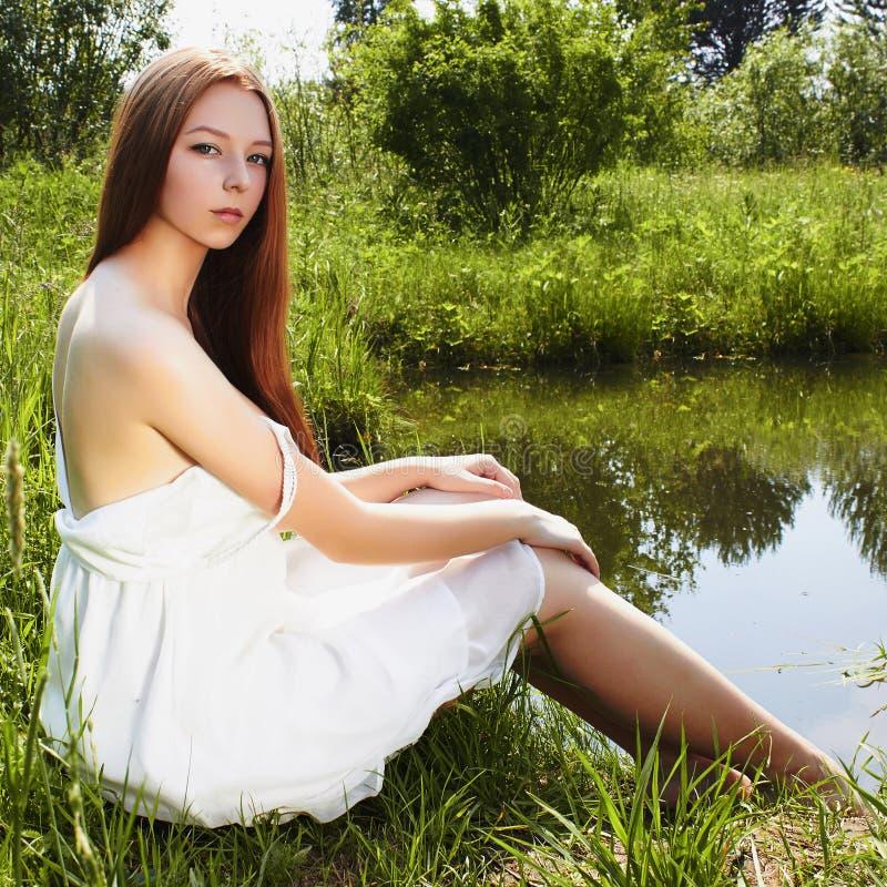 Sexy nature girl — img 5