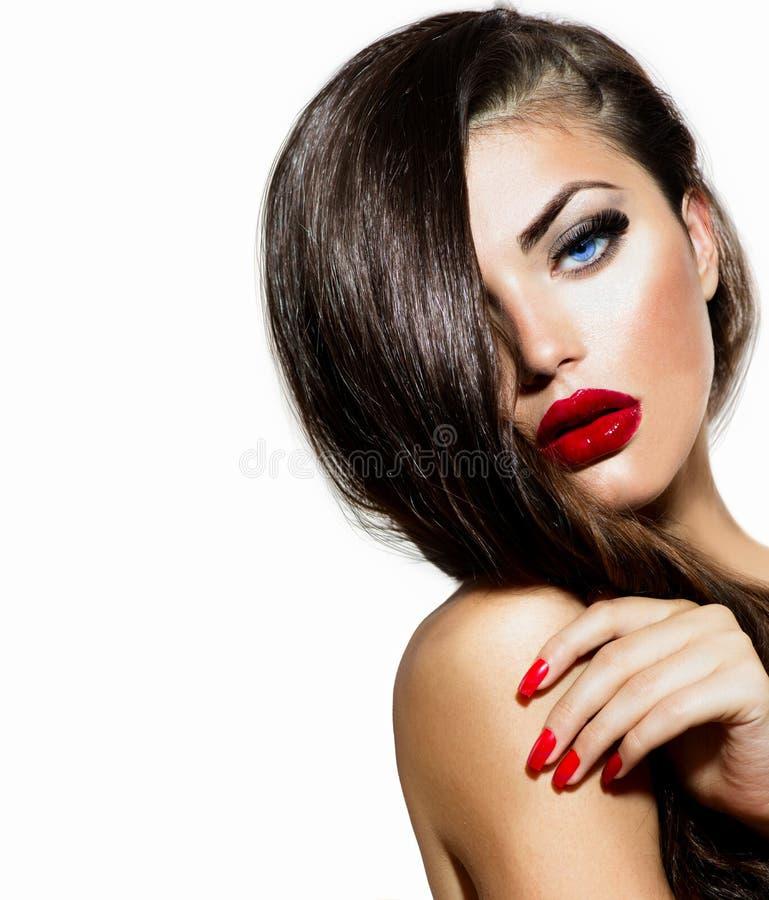 Download Beauty Girl stock photo. Image of cosmetic, look, girl - 32449800