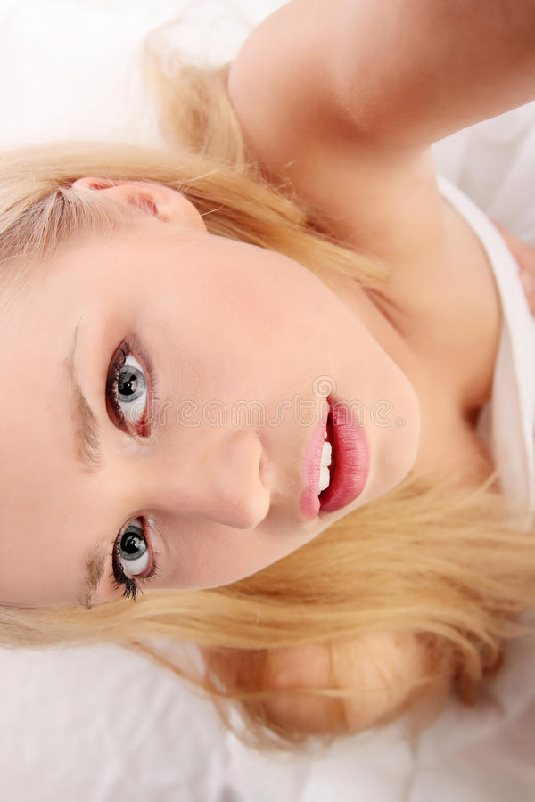 Download Blond stock image. Image of hair, beauty, glamorous, eyes - 16211799