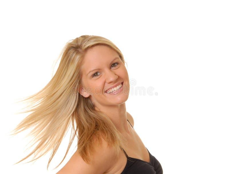 Download Blond Girl 612 stock image. Image of american, hazel, smile - 1711319