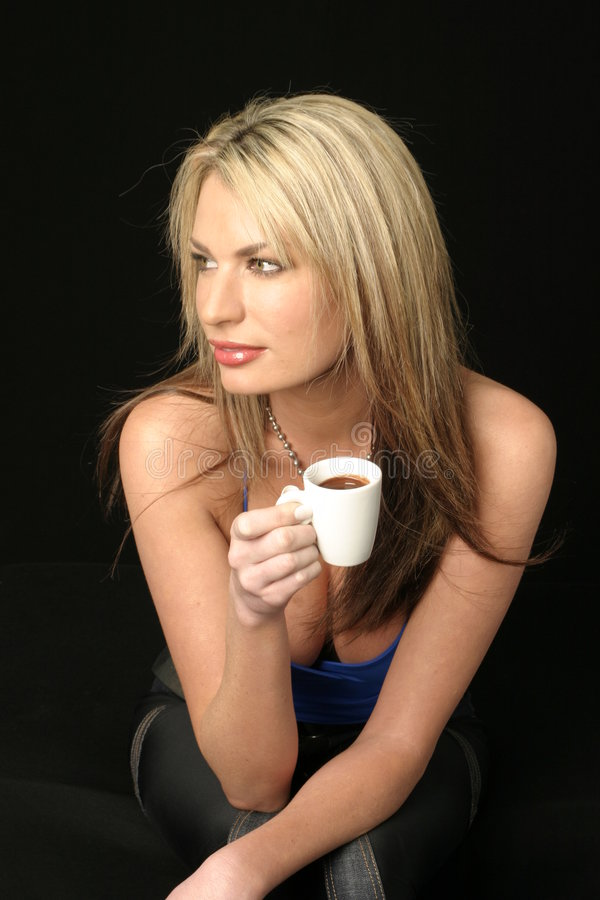 Download Blonde Woman Royalty Free Stock Photography - Image: 706167