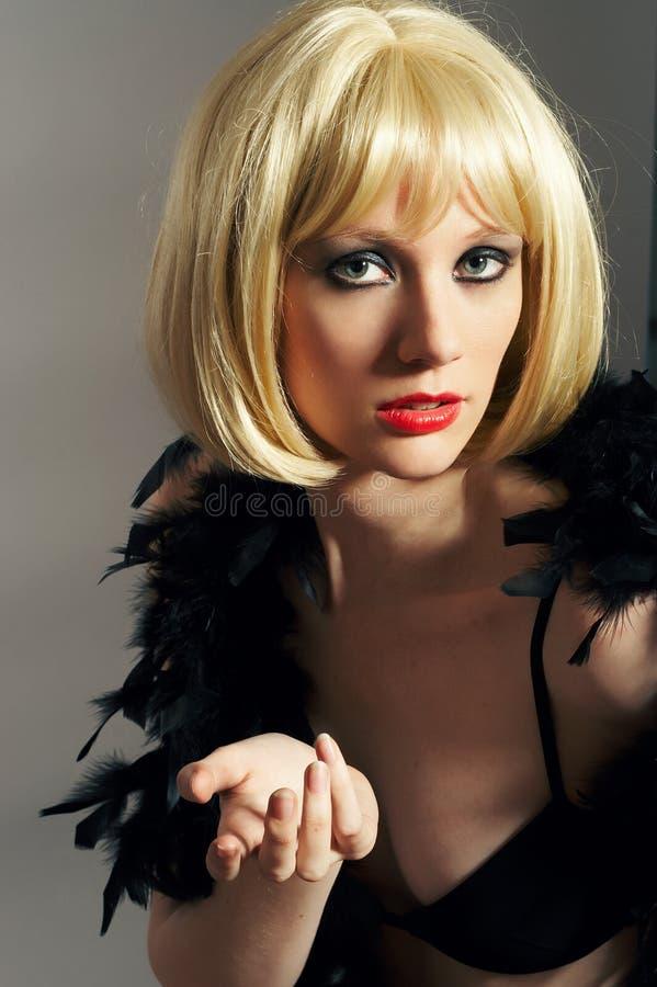 Sexy Blondie Frau. Kostenloses Stockfoto