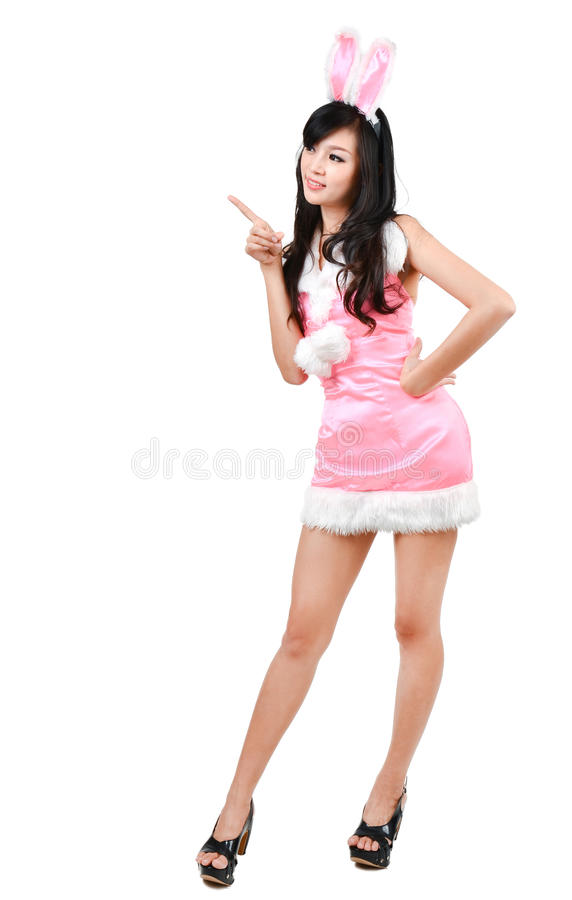 Download Bunny Girl Royalty Free Stock Photos - Image: 28497768