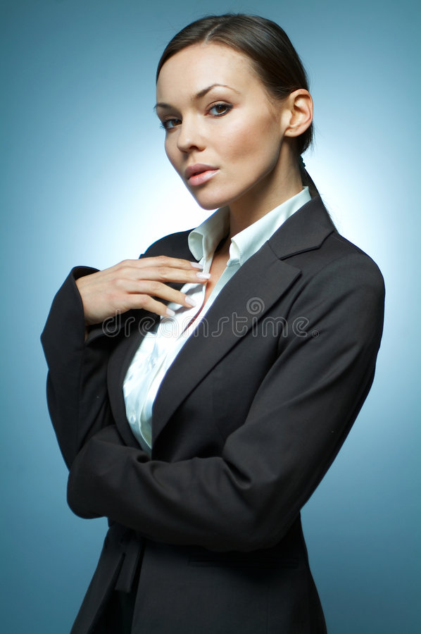 Download Business Woman MG. Royalty Free Stock Photos - Image: 2356518