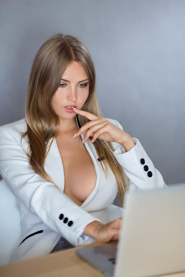 Best Naked Business Women Stock Photos, Pictures & Royalty